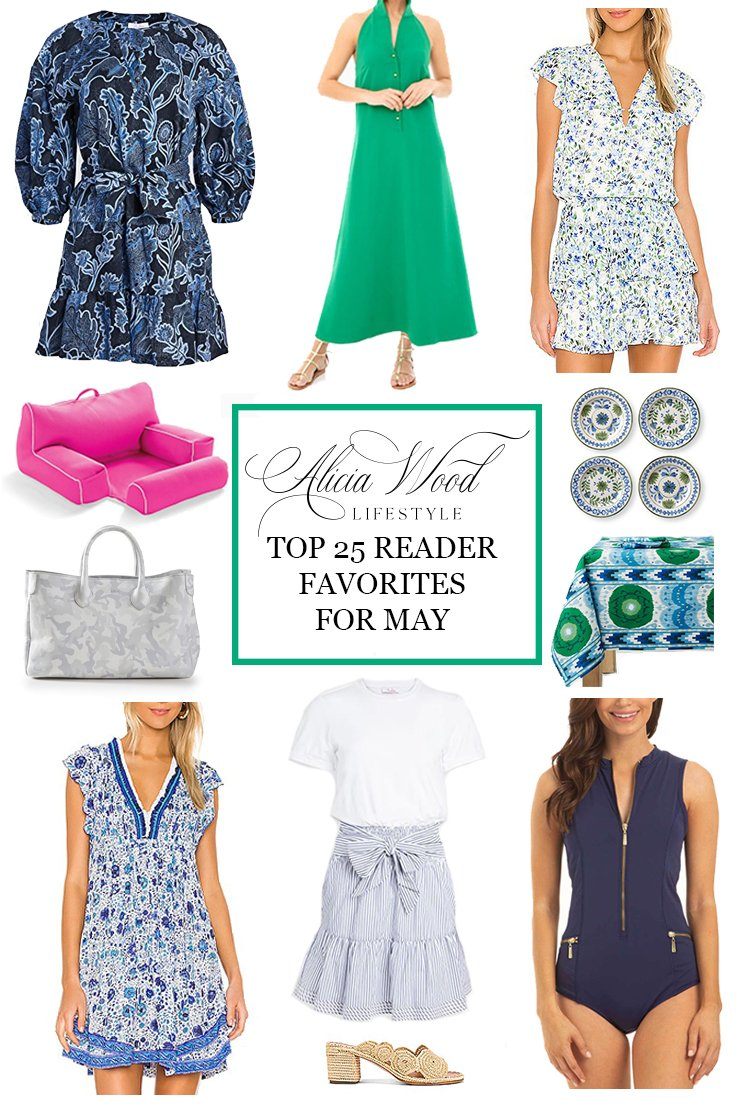 Top 25 Reader Favorites for May