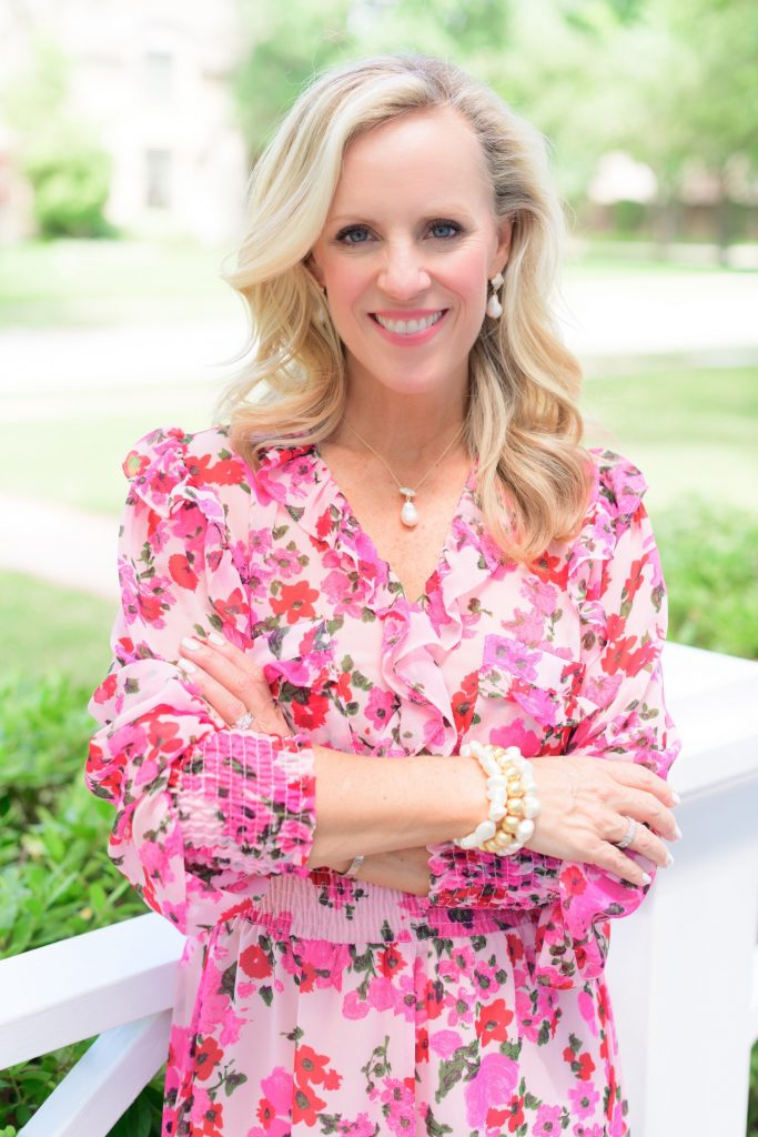 Alicia Wood, Dallas Lifestyle Expert, AWL x Hazen & Co Jewelry Collection