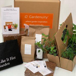 Gardenuity Some Like It Hot Pepper Garden