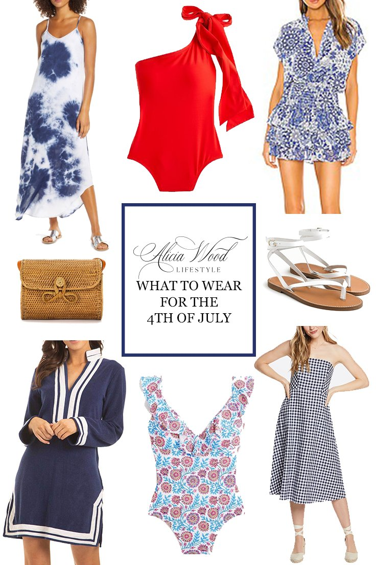 What To Wear For 4th of July