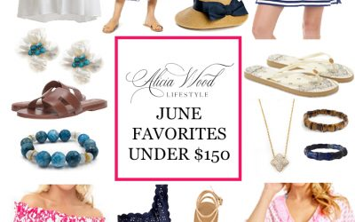 June Favorites Under $150