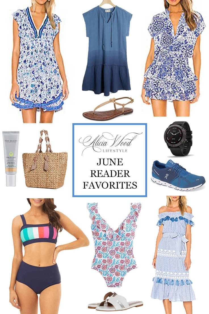 Top 25 Reader Favorites For June