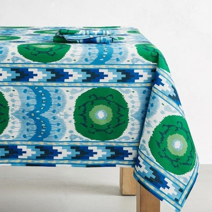 Ikat Tablecloth