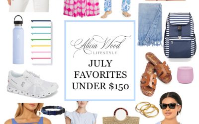 July Favorites Under $150