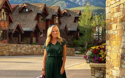 Wanderlust Wednesday: What I Wore This Summer In Telluride