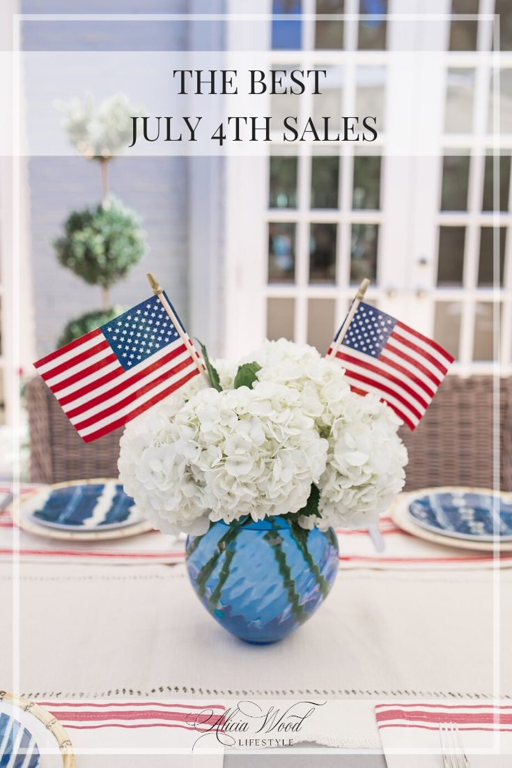 The Best July 4th Sales