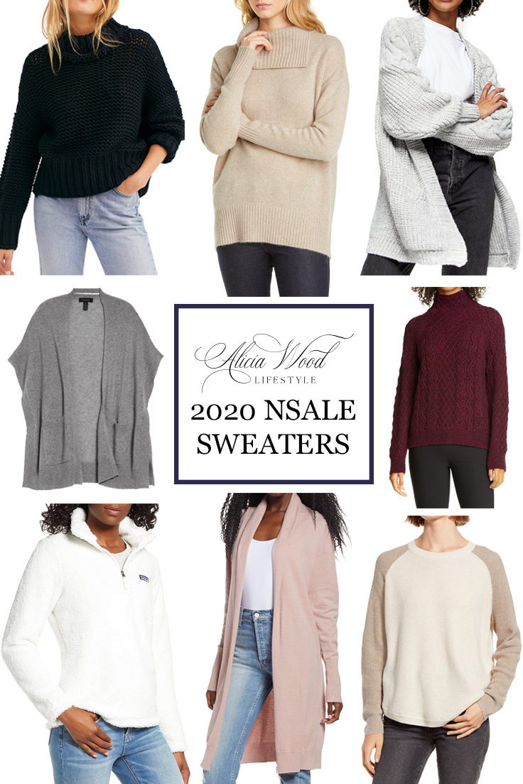 2020 Nordstrom Sale Sweaters