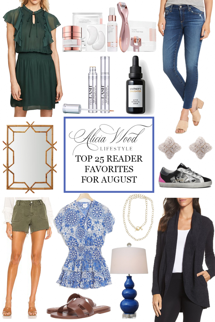 Alicia Wood Lifestyle- Top 25 Reader Favorites For August 2020
