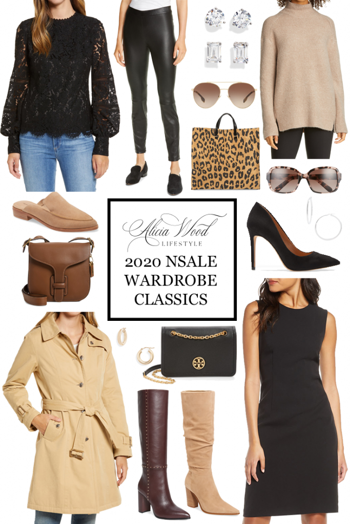 Wardrobe Classics from the Nordstrom Anniversary Sale