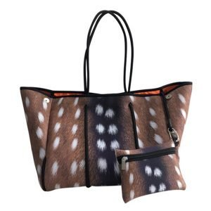 Parker and Hyde Neoprene Axis Tote