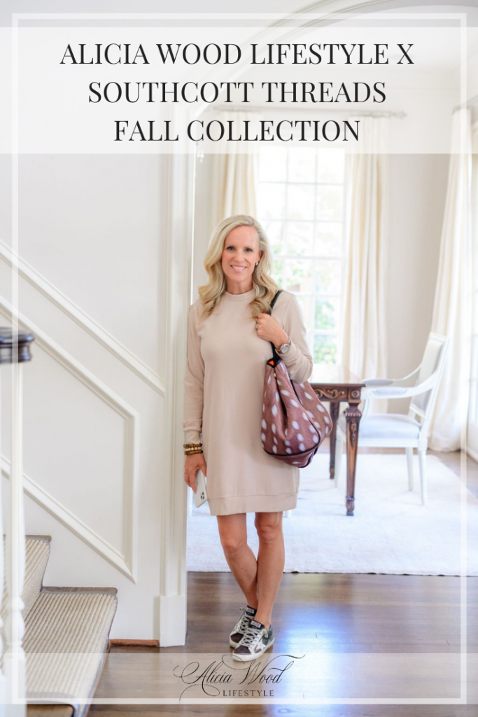 Alicia Wood Lifestyle x Southcott Threads Fall Collection