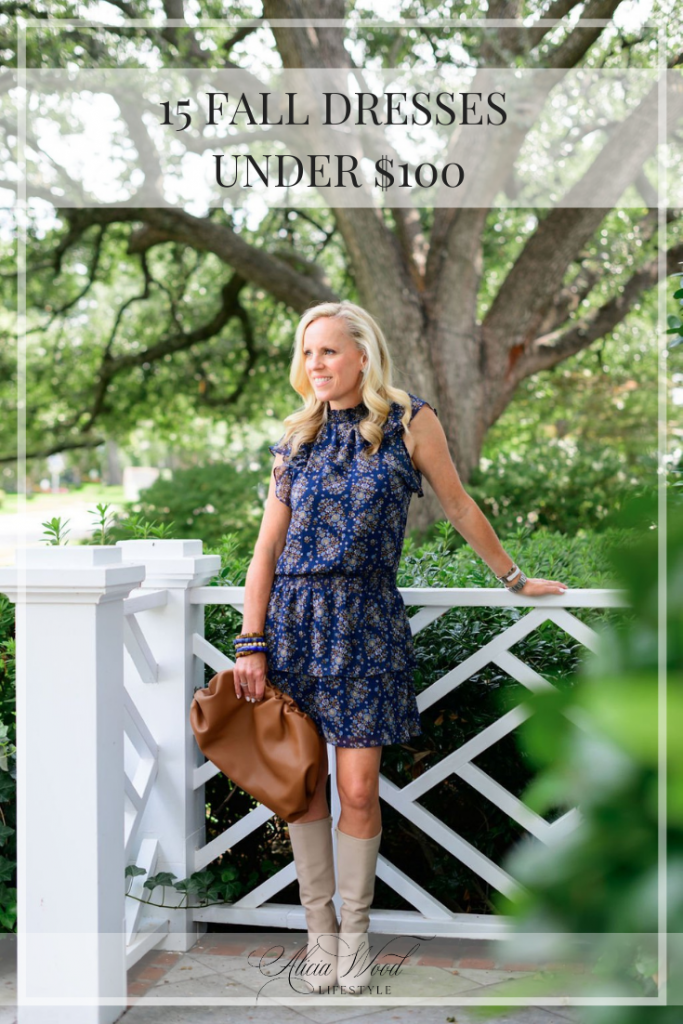 AWL-15 Fall Dresses Under $100