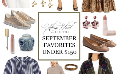 September Favorites Under $150