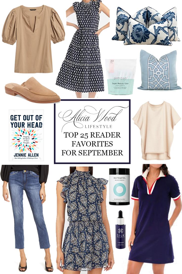September Reader Favorites