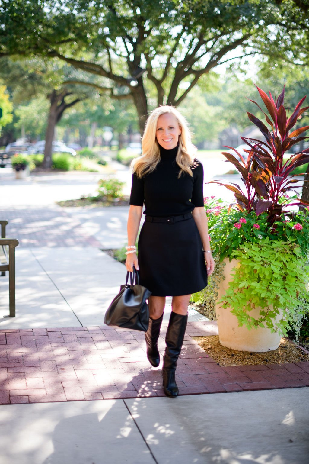 Favorite Black Dresses for Fall