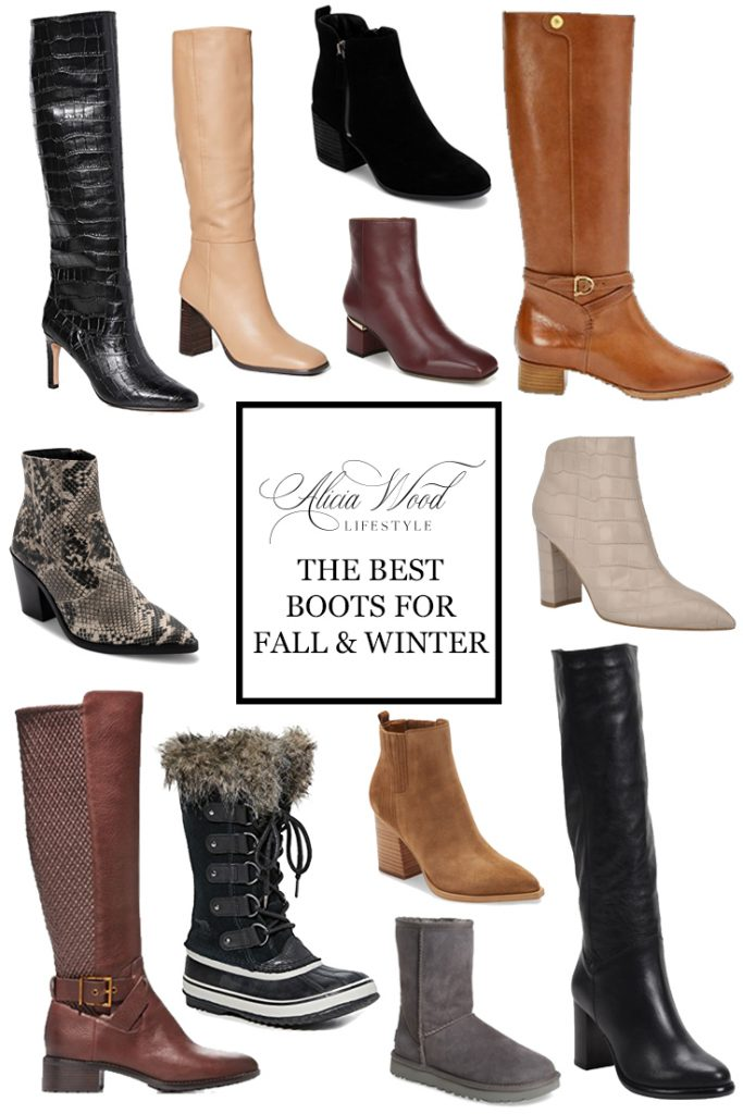The Best Boots and Booties For Fall and Winter