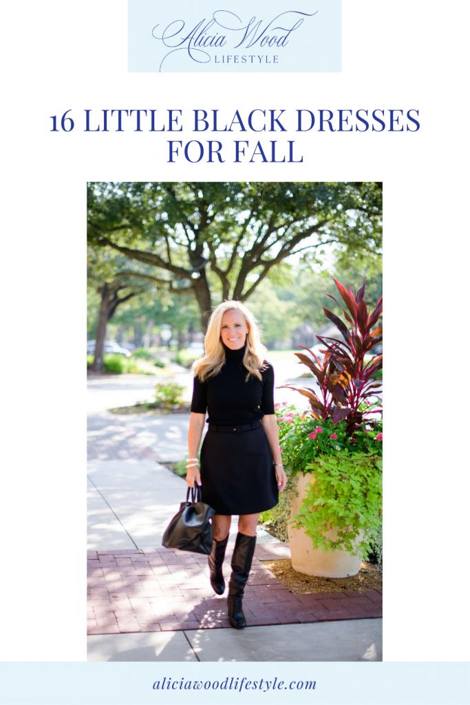 16 Little Black Dresses For Fall You'll Love