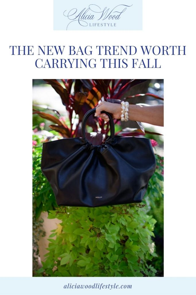 The New IT Bag Trend Worth Carrying This Fall: Slouchy Bags
