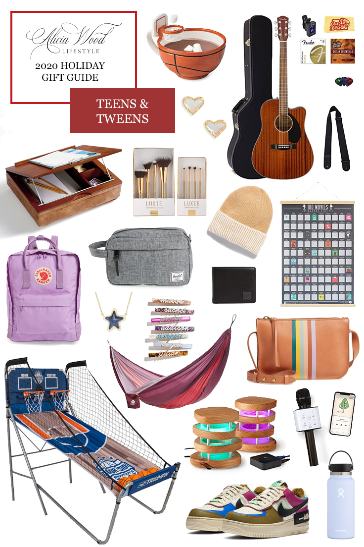 Christmas Gift Ideas for Teen Girls, Teen Boys, Tween Girls, Tween Boys
