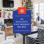 10 Easy and Elegant Holiday Recipes ebook