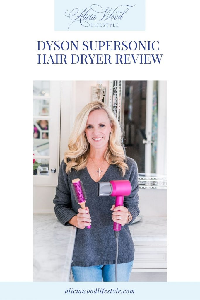 Dyson Supersonic Hair Dryer Review for Nordstrom