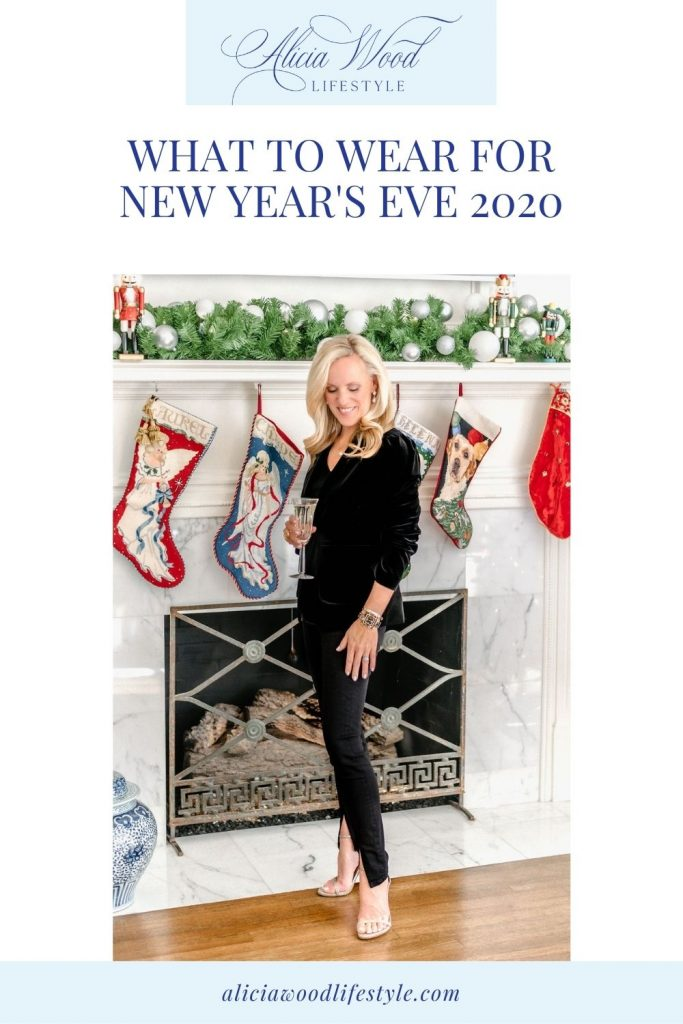 What To Wear For New Year's Eve 2020