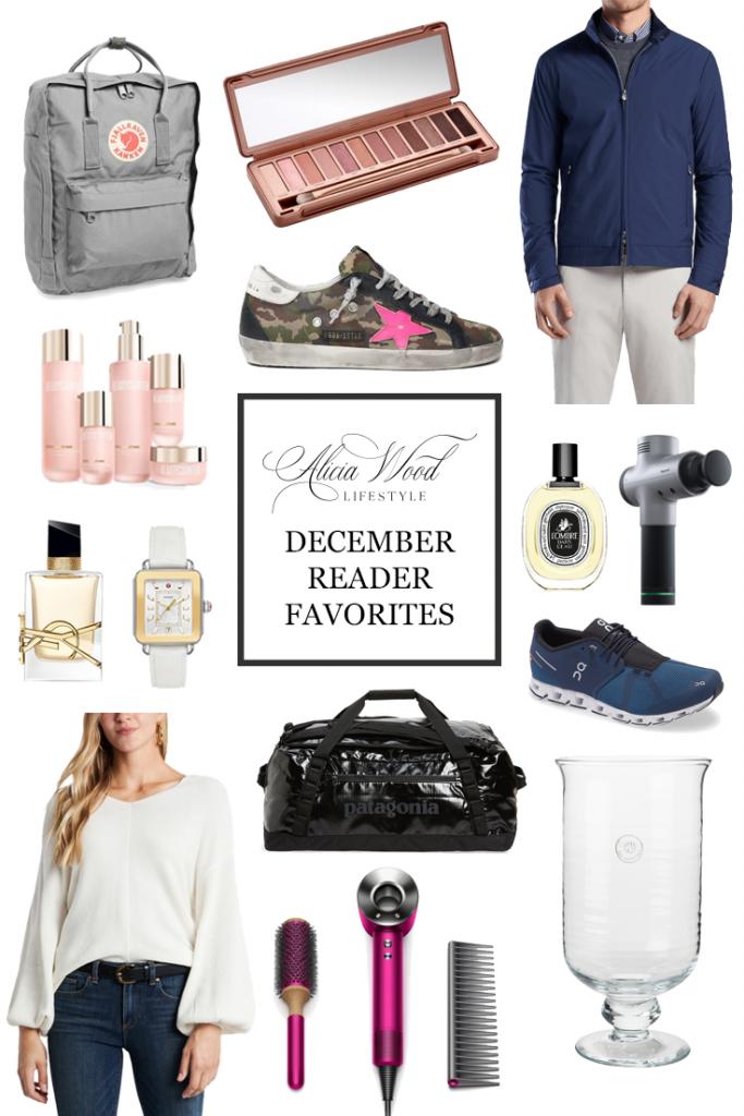 December Reader Favorites 2020