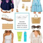 Resort Wear Shop Update: Best Vacation Outfits and Beach Accessories