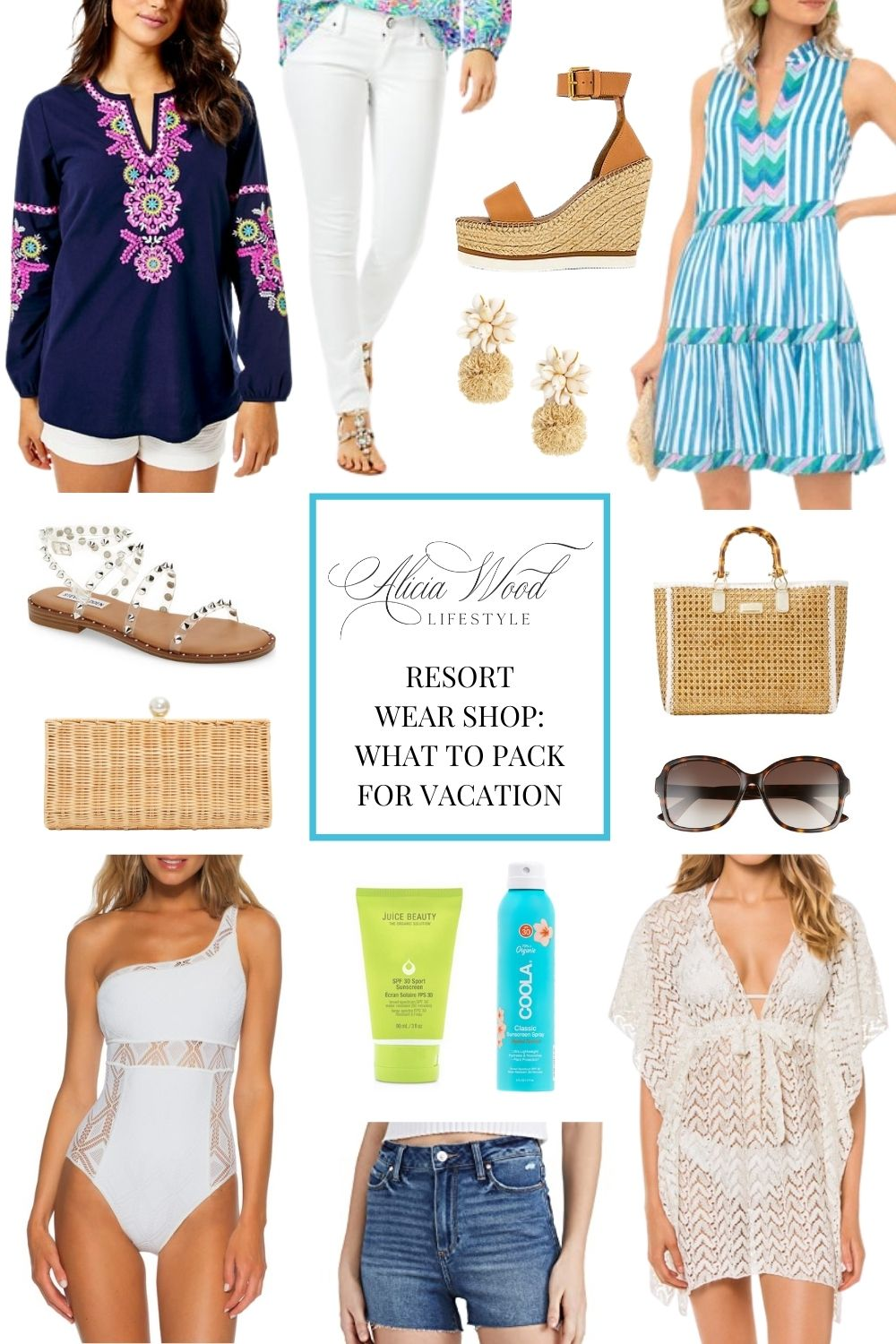 Resort Wear Update: Best Vacation Outfits and Beach Accessories
