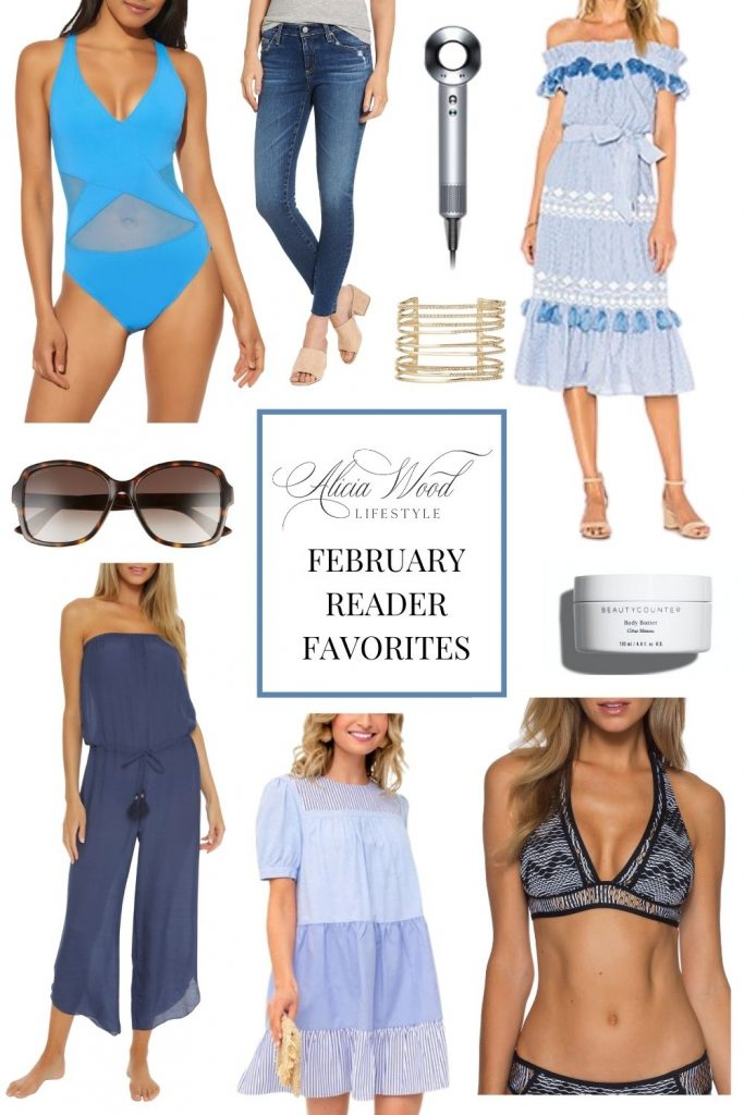 February Reader Favorites and Best Selling Products on Alicia Wood Lifestyle