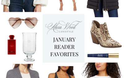 Top 25 January 2021 Reader Favorites