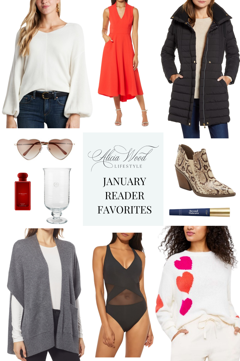 January Reader Favorites & Best Sellers
