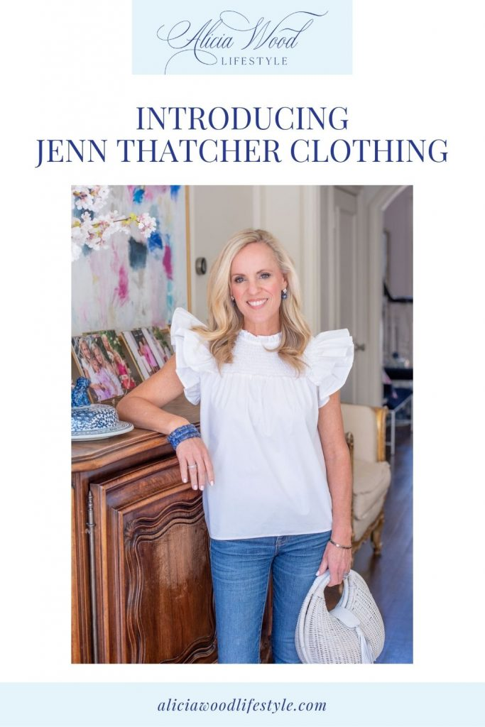 Introducing Jenn Thatcher Clothing Collection