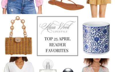 Top 25 April Reader Favorites 2021