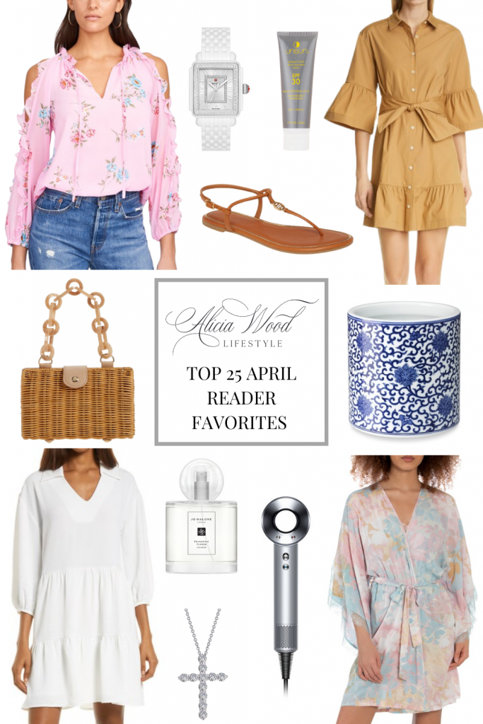 Top 25 April Reader Favorites