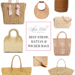 Best Straw, Wicker, Raffia Tote Bags