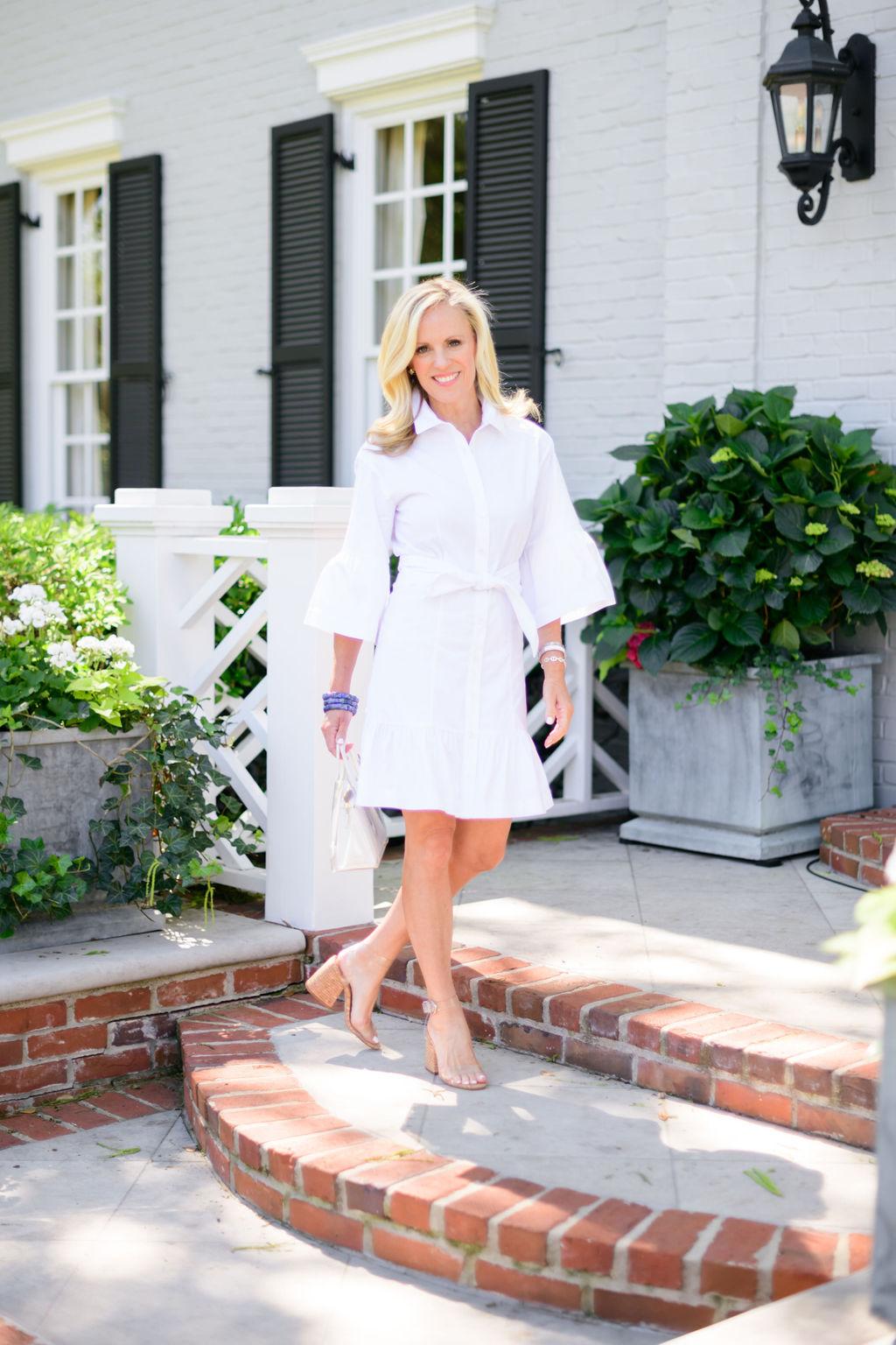 Favorite White Dresses for Summer