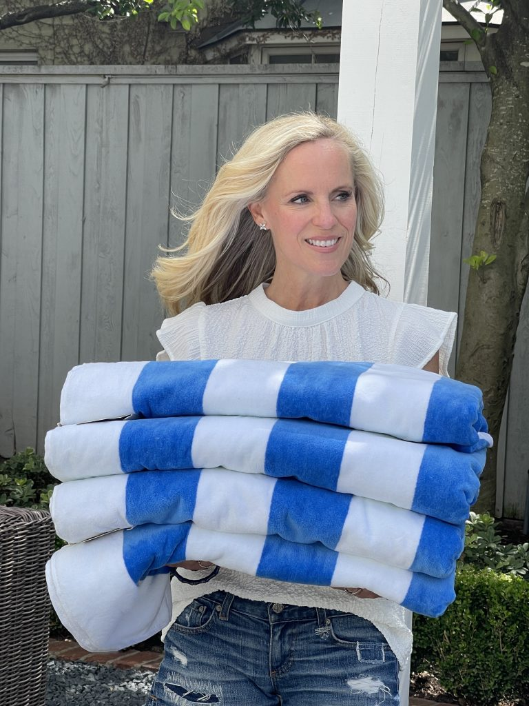 Best Pool Towels, Plush Pool Towels
