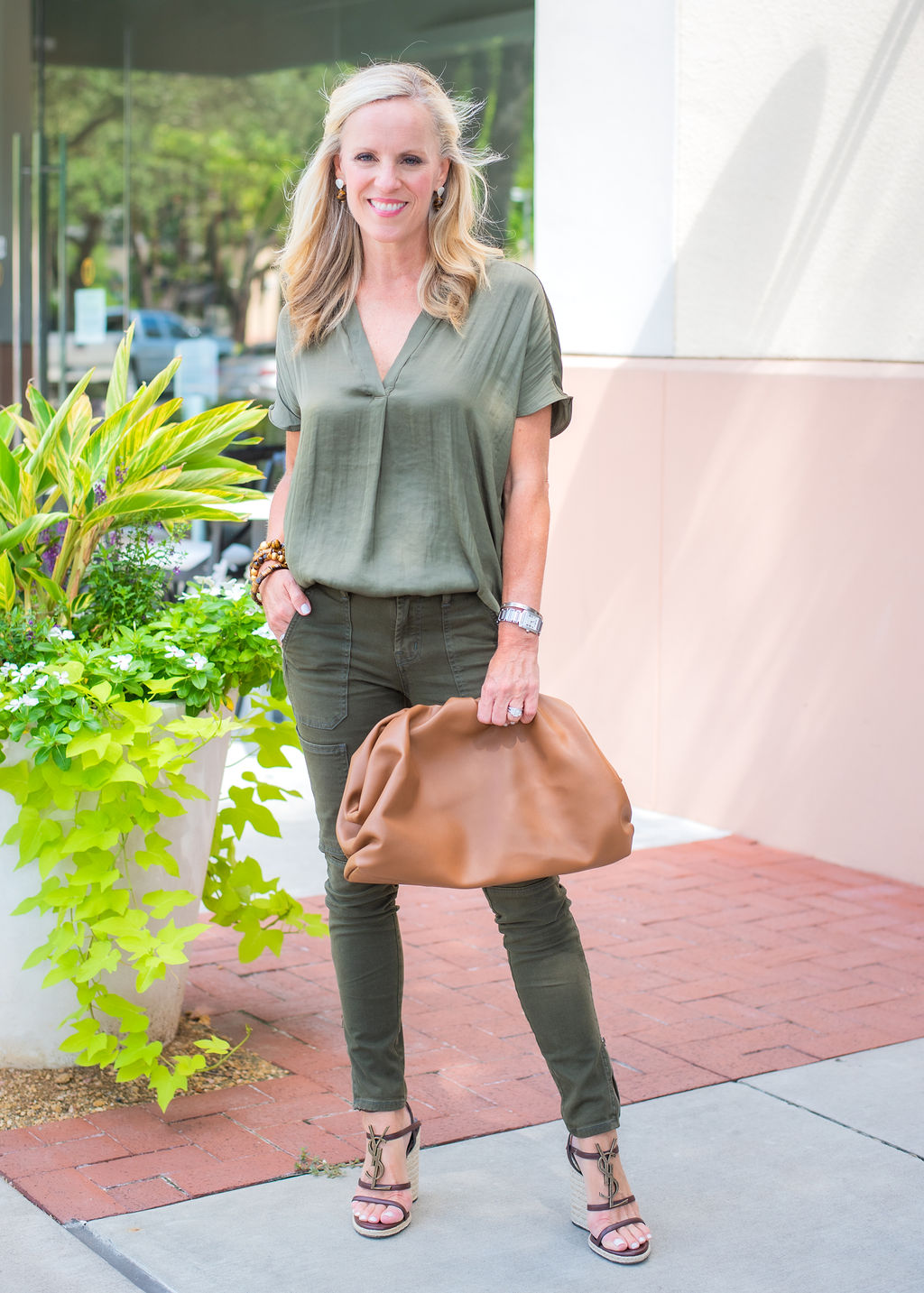 The Best Color For Fall Transition: Army Green
