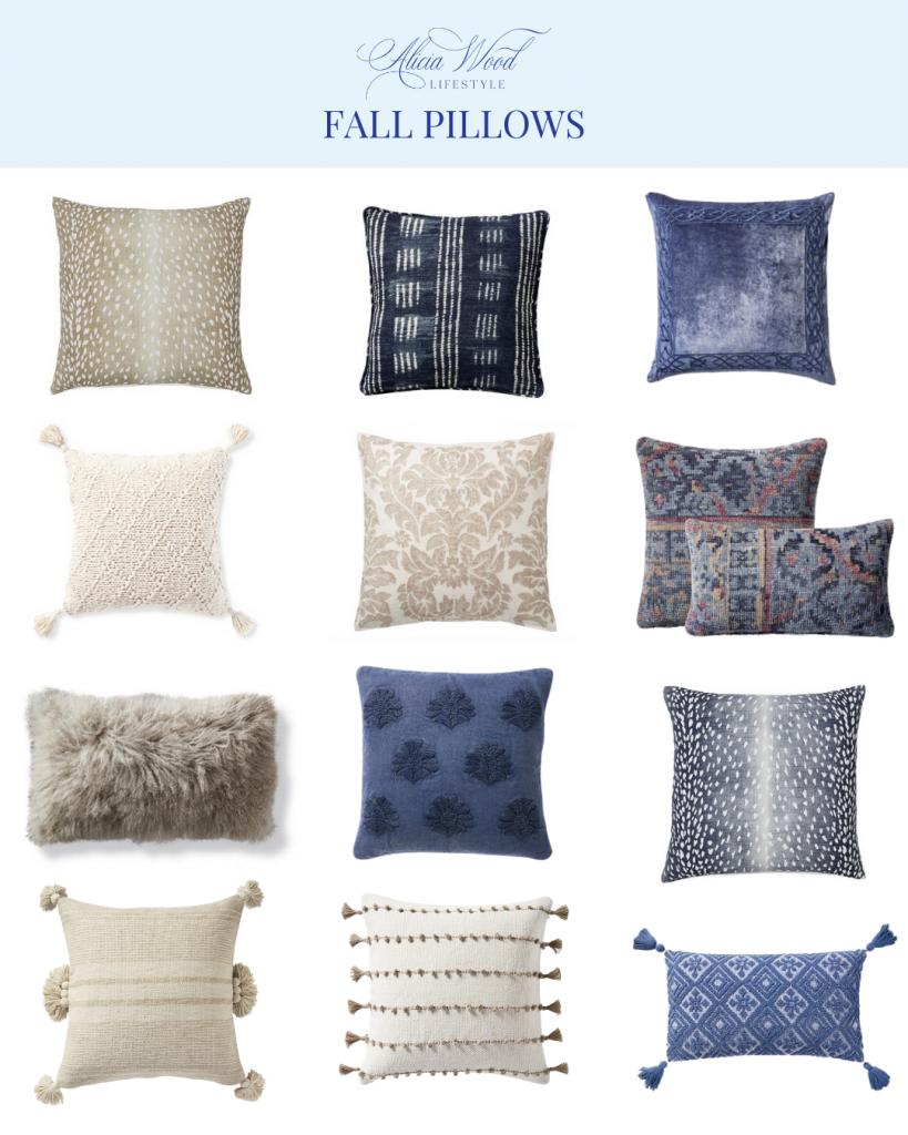 AWL-Fall Pillows