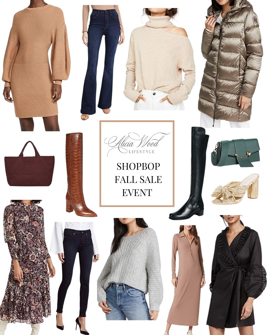 Shopbop Fall Event | Wear Now Styles Up To 25% off