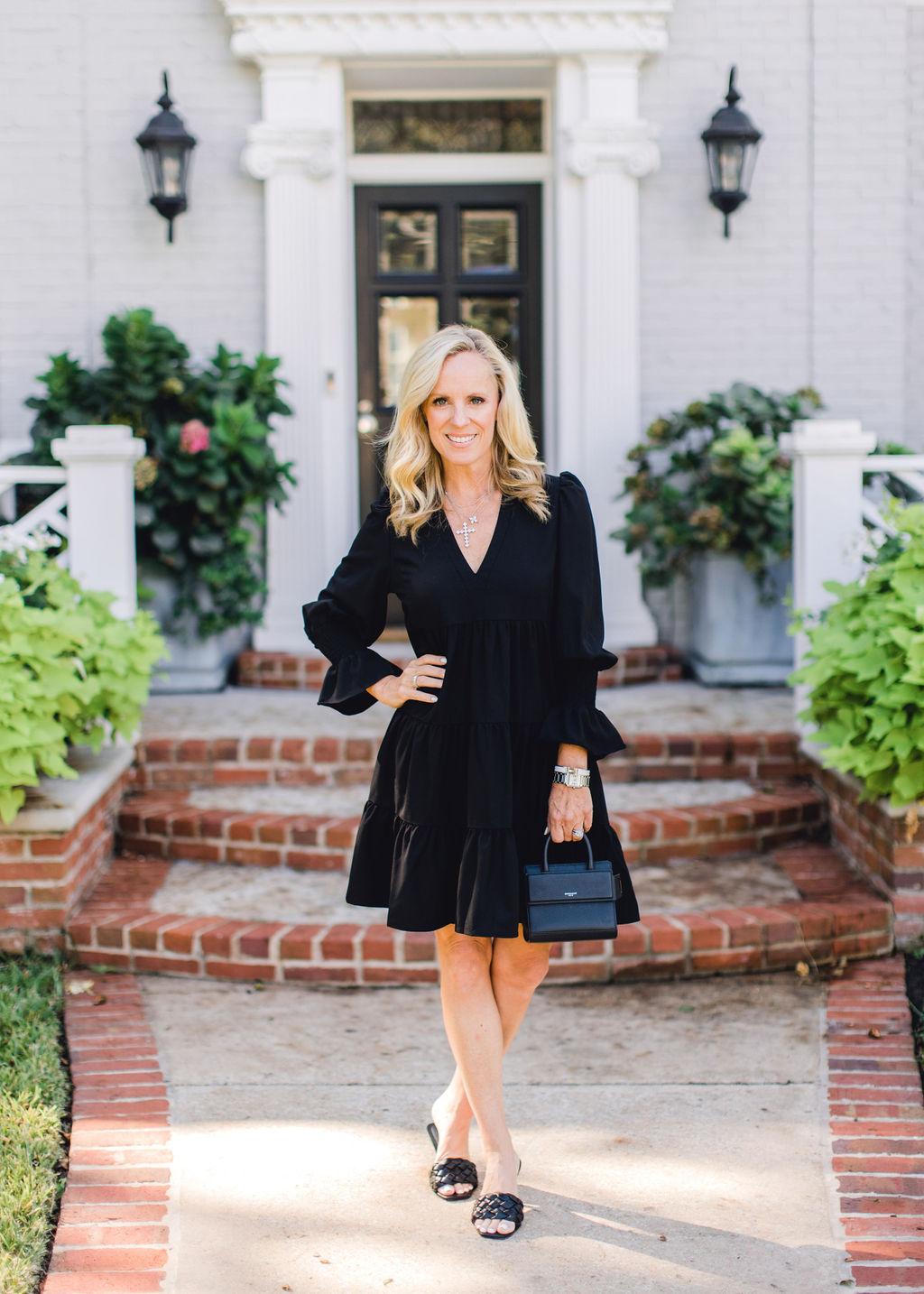 Favorite Black Dresses for Fall